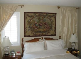 Francois Boucher tapestry - wall tapestries display gallery