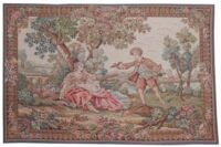 A Gallant Gift tapestry - discontinued sale tapestry