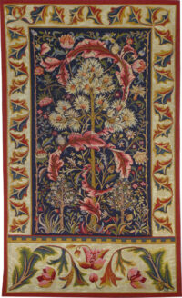 Acanthus wall tapestry - John Henry Dearle tapestries