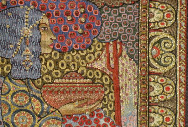 Vittorio Zecchin tapestry - Art Nouveau tapestries