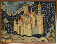 Apocalyse Tapestry - The New Jerusalem - Chateau d'Angers