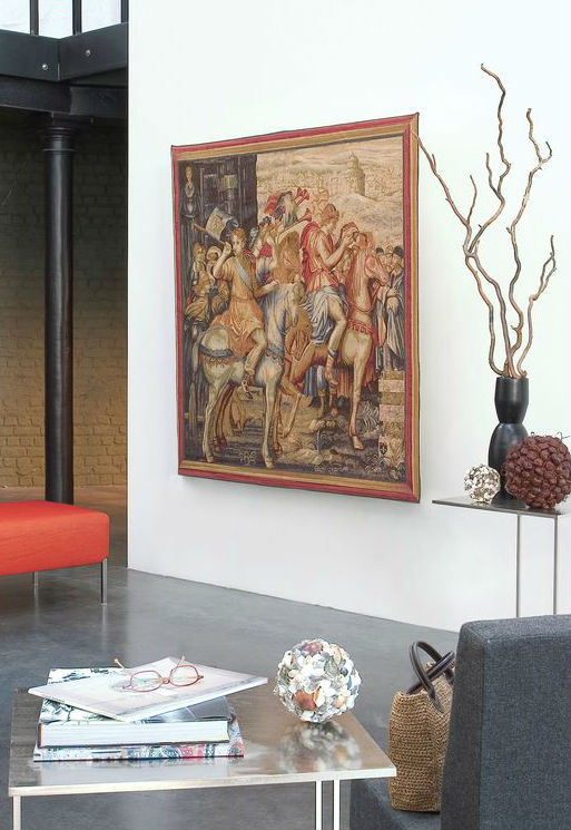 Artemisia tapestries - Marie de Medici tapestry
