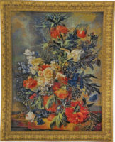 Bouquet-Dore-tapestry-FL114