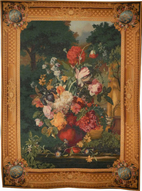 Bouquet Flamand grande tapestry - French wallhangings