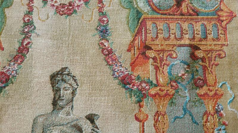 Elysee Palace tapestry