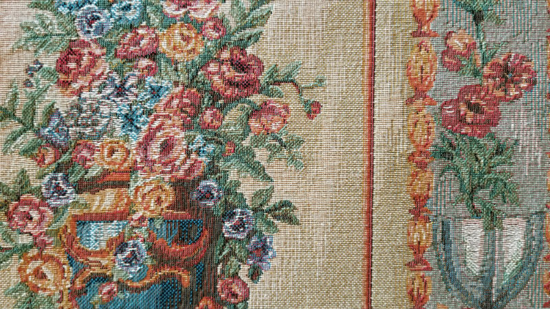 Empress Eugenie tapestry