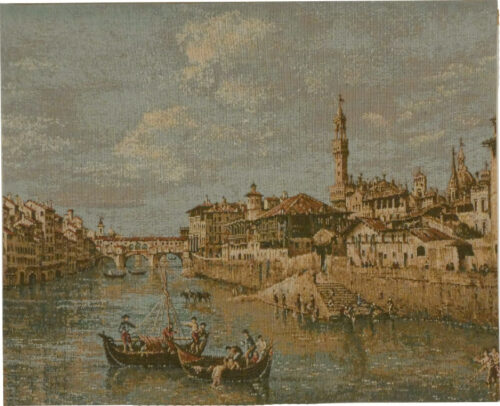 Florence Bridge tapestry - Ponte Vecchio - overstocks sale