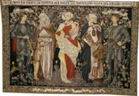 Honour the Women tapestry - Morris & Co tapestries