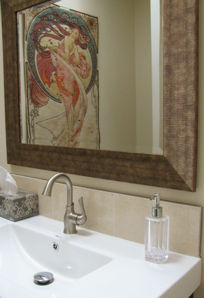 La Danse tapestry - Alphonse Mucha art