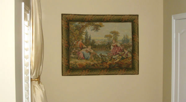 Noble Pastorale tapestries - Francois Boucher tapestry