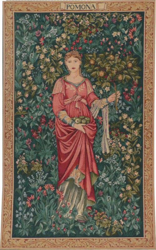 Pomona tapestry - William Morris, Edward Burne-Jones tapestries