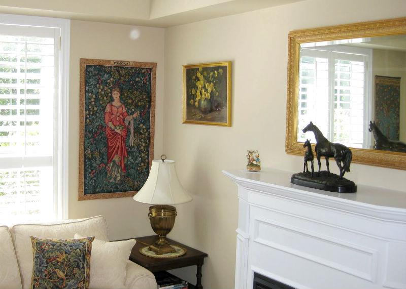 Pomona tapestry - William Morris and Edward Burne-Jones