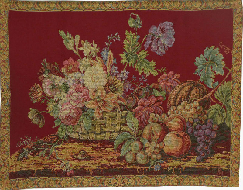 The Abundant Table - Italian wall tapestries on sale