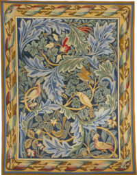 The Birds tapestry - William Morris tapestries - Arts and Crafts