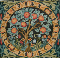 The Orange Tree - John Henry Dearle wall tapestry