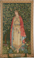 The Orchard tapestry - William Morris tapestries - The Seasons Tapestry