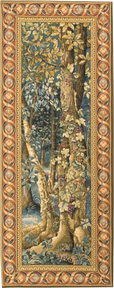Underwood tapestry - Jagiellonian tapestries, Wawel castle