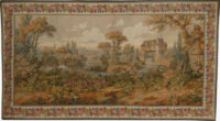 Verdure Mill tapestry - Francois Boucher tapestries on sale