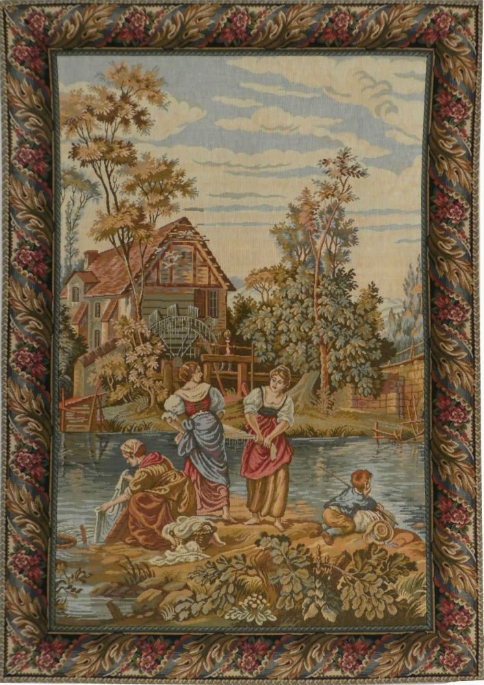 washing day sale tapestry