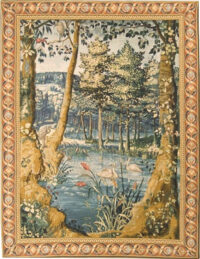 Wawel Castle tapestry - Jagaloon or Jagiellonian tapestries