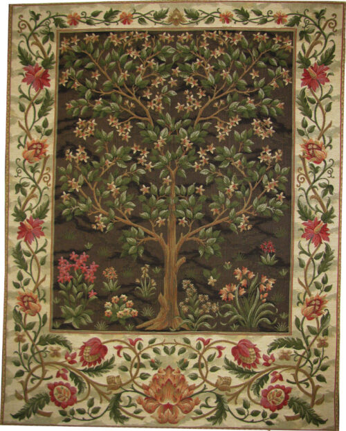 William Morris Tree of Life tapestry - Arts & Crafts tapestries
