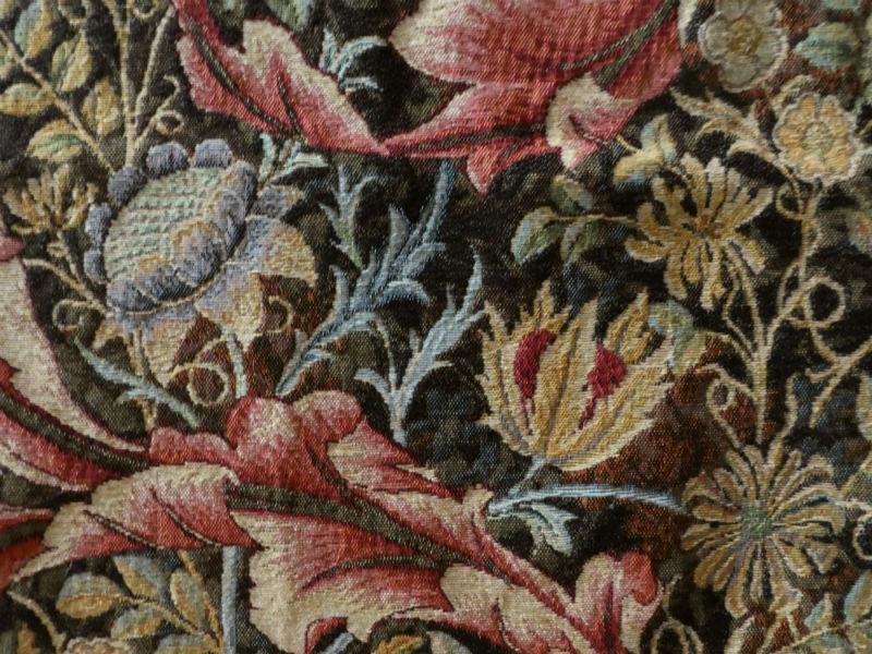 William Morris tapestry design