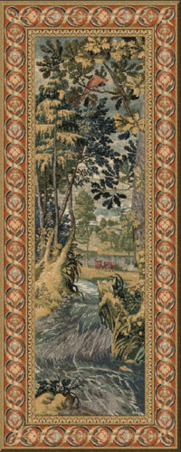 Woody tapestry - Wawel tapestries at Krakow Castle