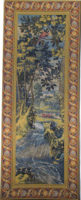 Woody tapestry - Wawel tapestries at Krakow Castle