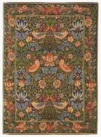 Strawberry Thief tapestry - William Morris wall tapestries