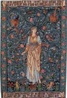Flora wall tapestry - William Morris tapestries