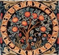 The Orange Tree - John Henry Dearle tapestry