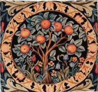 The Orange Tree - John Henry Dearle tapestry