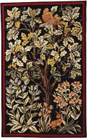 Grouse tapestry - William Morris tapestries