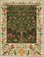 William Morris Tree of Life - Arts & Crafts tapestries