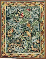 The Birds tapestry - William Morris tapestries