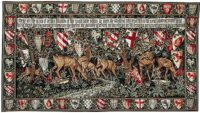Search for the Unicorn tapestry - Burne-Jones tapestries