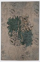 Willow tapestry - blue - William Morris tapestries