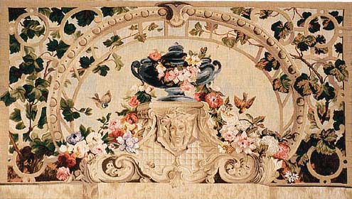 Beauvais, Spring tapestry - French wall tapestry