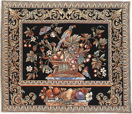 The Jay tapestry - woven in France