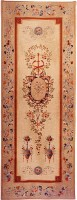 Bouquet Portiere tapestry - tall wall hanging