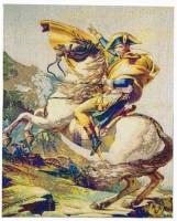 Napoleon Bonaparte tapestry - Napoleon Crossing the Alps