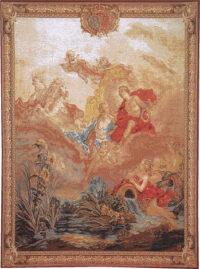 Loves of the Gods tapestry - Louis XV tapestries - Francois Boucher