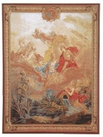 Loves of the Gods tapestry - Louis XV tapestries - Francois Boucher