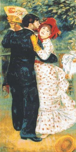 Dance in the Country tapestry - Renoir tapestries