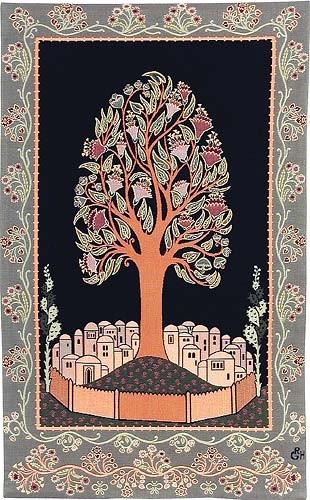Albero della Vita tapestry - special offer overstocks sale