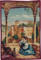 Granada wall tapestry - Alhambra Palace