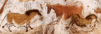 Lascaux, smaller tapestry - ancient art