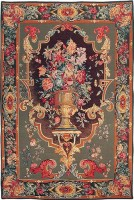 Imperial Bouquet tapestry - French tapestry wallhanging