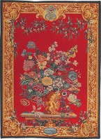 Vaux le Vicomte November tapestry - wall-hanging