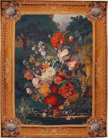 Bouquet Flamand grande tapestry